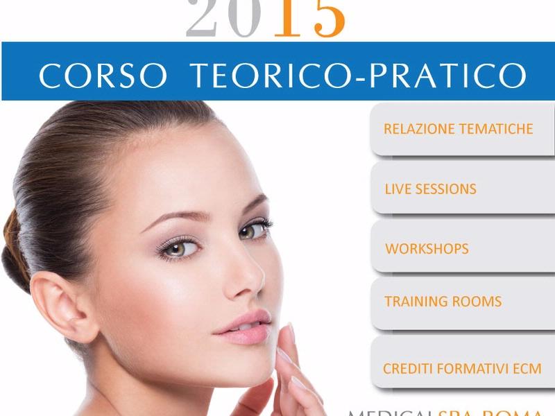 VII edizione Corso Teorico Pratico Antiaging